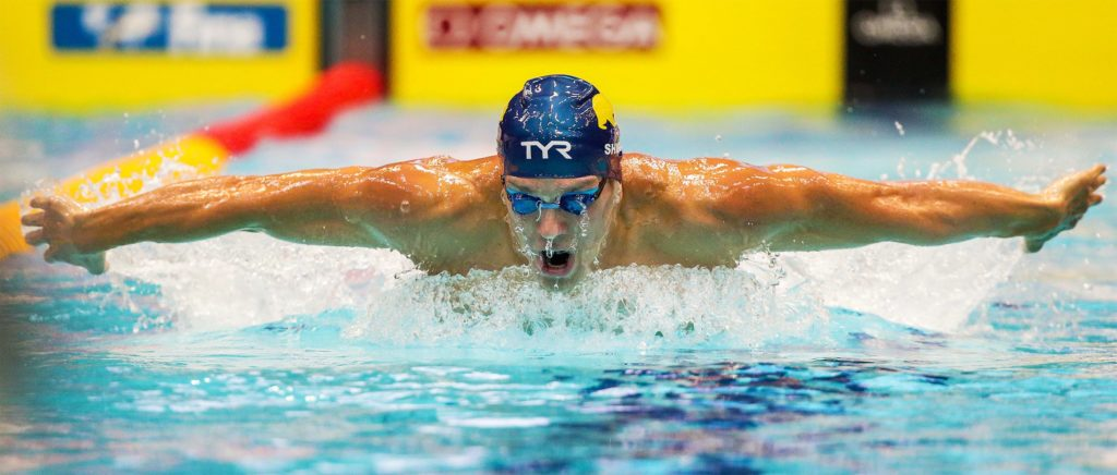 Is Shields chasing le Clos' World Record?