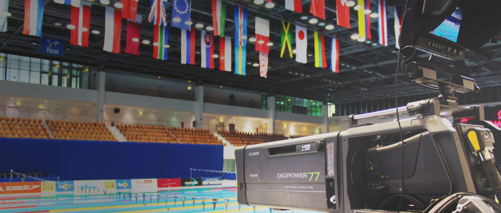 FINA/airweave Swimming World Cup live bei Eurosport
