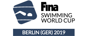 Logo FINA Swimming World Cup 2019 #5 - Berlin (GER)