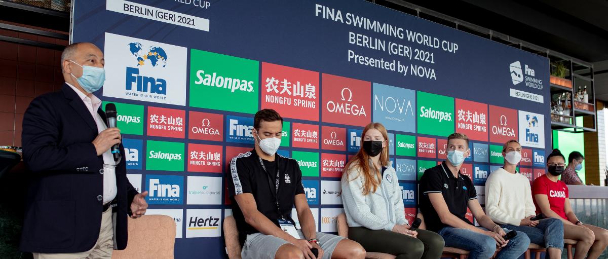 """FINA Swimming World Cup als Neustart für Olympiasieger Wellbrock: """"Ich bin noch nicht fertig"""""""