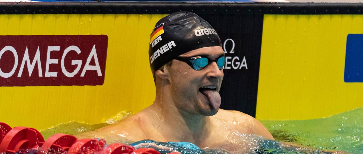 Viermal Gold für Diener beim Weltcup in Berlin – Gesamtsieg geht an Gorbenko und Kamminga