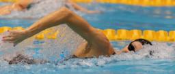 Weltcup in Berlin: Madison Wilson schwimmt nach Quarantäne an die Spitze
